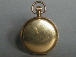 #1233 Gentleman's Omega Hunter Pocket Watch, circa 1926 **SOLD**