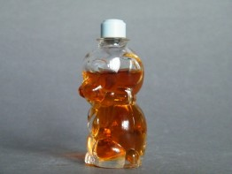 "#0414 1940s ""Jockey Club"" Scent Bottle"