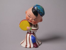 #1501 Small Chinese Nodding Figure, circa 1950s