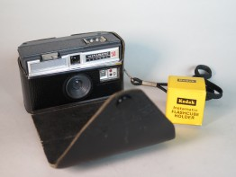 #1570  Kodak Instamatic 50 Camera, circa 1963 to 1965  **SOLD** July 2017