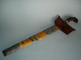 #0224  19th/early 20th Century Malaysian or Indonesian Keris **Sold** to Italy