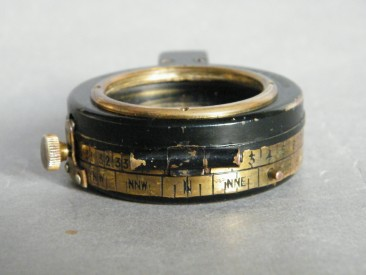 #1670  World War One (1914 - 1918) Army Officer's Compass  **SOLD** October 2019