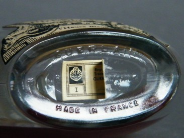 "#0446 ""L'Heure Bleue"" Scent Bottle by Lalique for Guerlain circa 1914    **SOLD**   September 2019"