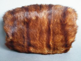 "#0419 Early 20th Century Ladies Fur Muff ""SOLD"""