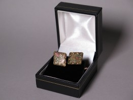 #1680  Gent's Cuff Links, circa 1930s **Sold**  2020