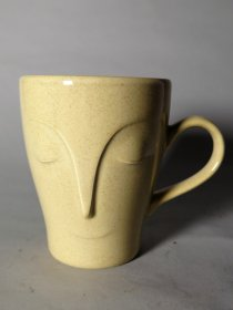 "#1751 Art Deco Cadbury's Bournvita ""Sweet Dreams"" Mug, circa 1940s - 1950s"